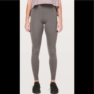 Lululemon Ride & Reflect Tught leggings, size 8